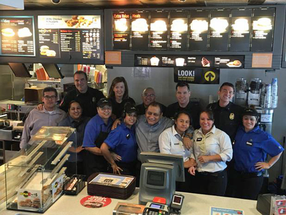 McDonald's Good Friday Fundraiser 2016