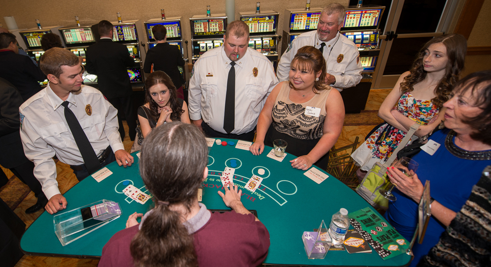 32nd Annual Awards Banquet and Casino Night