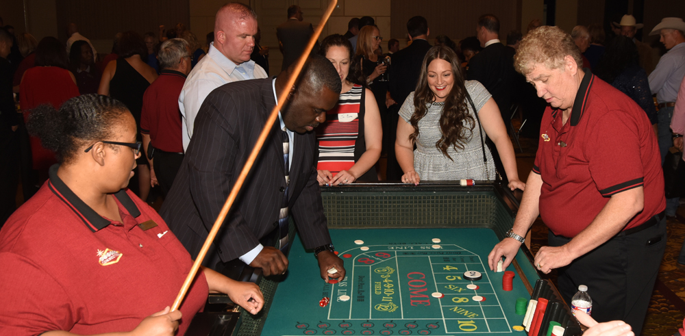 33rd Annual Awards Banquet and Casino Night - Diamonds and Dice