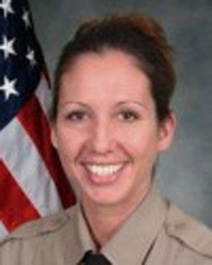 Senior Deputy Jessica Hollis