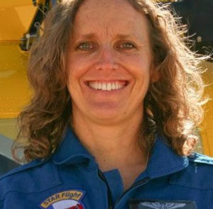 STARFlight Nurse Kristin McLain