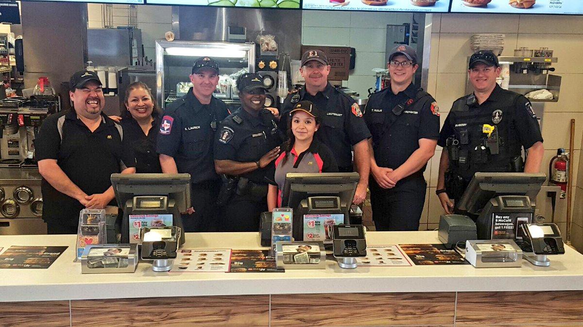 McDonald's Good Friday Fundraiser - April 14, 2017