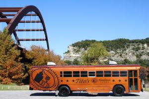 Tito's Tour Bus